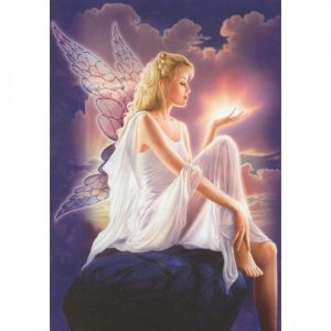 Healing Light Online Psychic Readings and Merchandise Power of Light Blank Greeting card by Tree Free