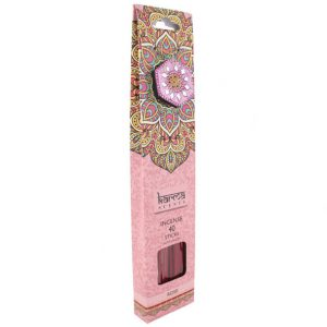 Healing Light Online Psychic Readings and Merchandise Gift Set Rose Incense sticks by Karma Scents