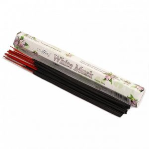Healing Light Online Psychic Readings and Merchandise White Musk incense sticks by Stamford