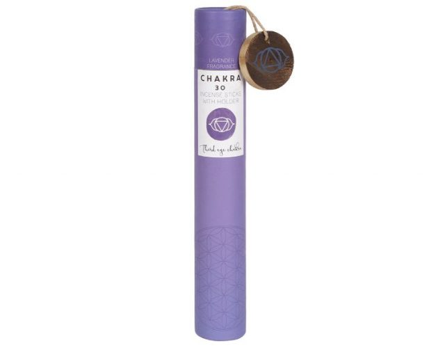 Healing Light Online Psychic Readings and Merchandise Gift set Crown Centre Incense sticks with Lavender Scent