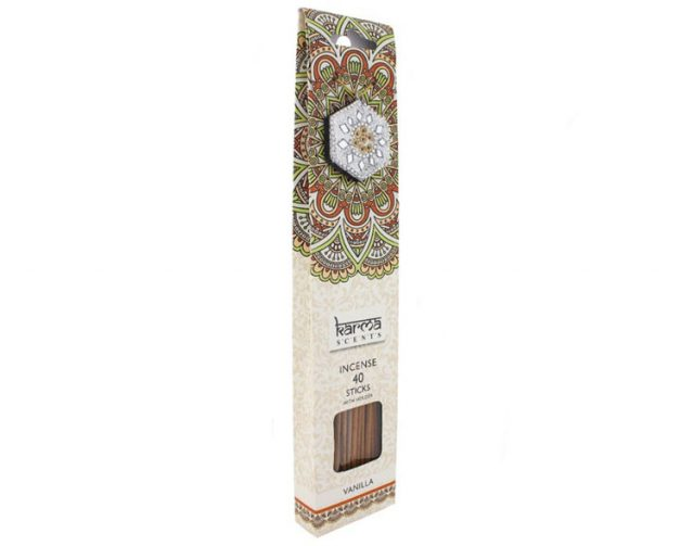Healing Light Online Psychic Readings and Merchandise Gift Set Vanilla by Karma Scents