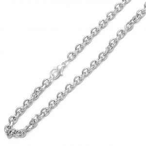 Healing Light Online Psychic Readings and Merchandise Cable chain 18 inch
