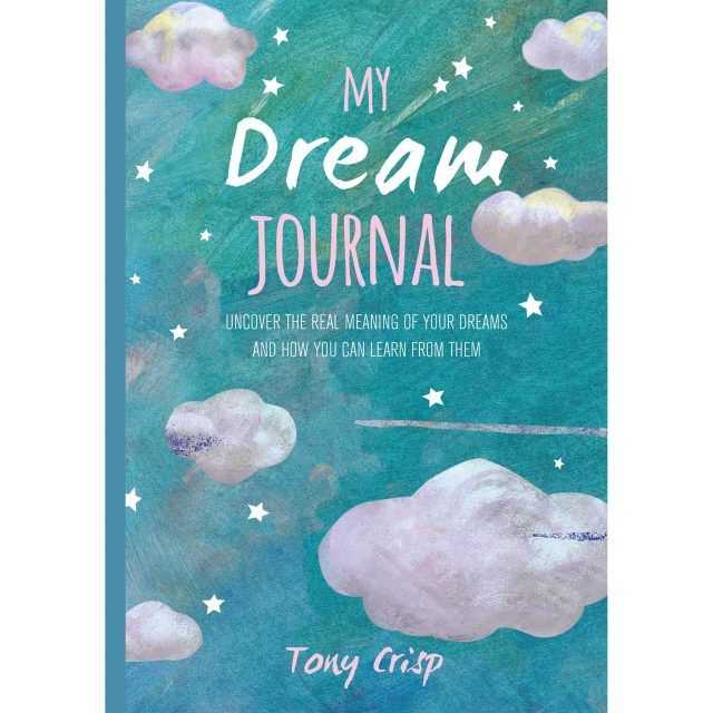 Healing Light Online Psychic Readings and Merchandise My Dream Journal by Tony Crisp