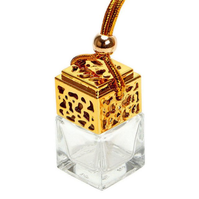 Healing Light Online Psychic Readings and Merchandise Gold diffuser air freshener