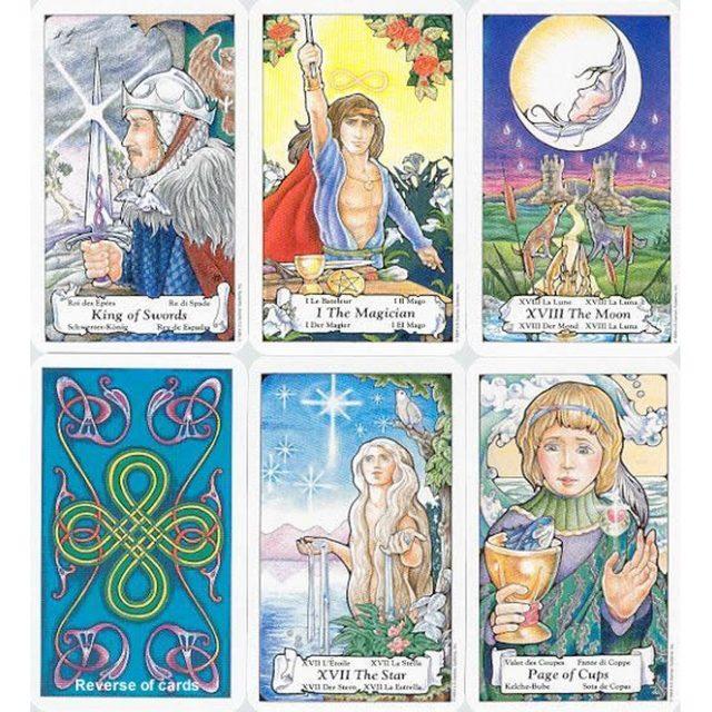 Healing Light Online Psychic Readings and Merchandise Hanson Robert Tarot