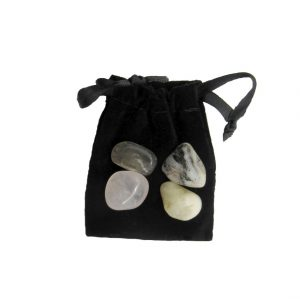 Healing Light onlie Shop Depression Crystal Pouch