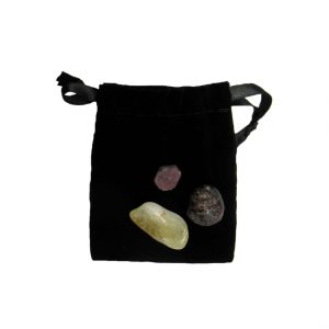 Healing Light Online Shop Joy and Life Force Crystal Pouch for Sale