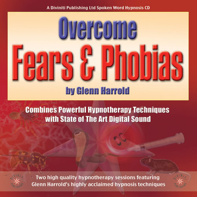 Healing Light Online Psychic Readings and Merchandise Overcoming Fears and Phobias by Glenn Harrold