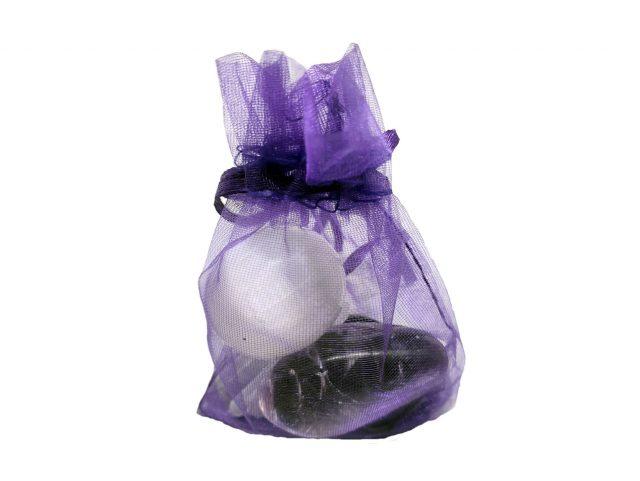 Healing Light Sleep Well Pack Crystals to aid aid sleep Crystals in Bag