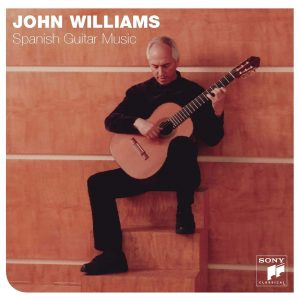 Spanish Guitar Music by John Williams for Sale at Healing Light