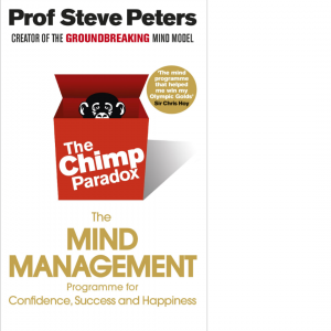 Healing Light Online Psychic Readings and Merchandise The Chimp Paradox by Prof Steve Peters