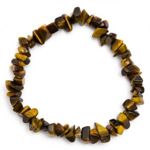 Healing Light Online Psychic Readings and Merchandise Golden Tigers Eye Chip Bracelet