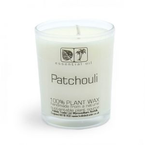 Healing Light Online Psychic Readings and Merchandise Patchouli Votive candle