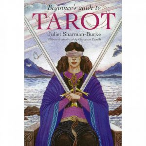 Healing Light Online Psychic Readings and Merchandise Beginners Guide to Tarot (Card & Book Set) by Juliet Sharman-Burke