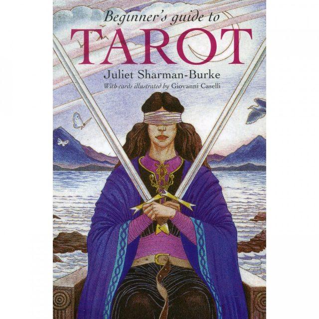 Healing Light Online Psychic Readings and Merchandise Beginners Guide to Tarot (Card & Book Set)by Juliet Sharman-Burke