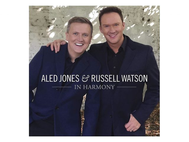 In Harmony by Aled Jones & Russell Watson CD for Sale at Healing Light