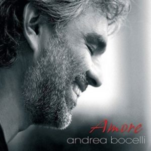Healing Light Online Psychic Readings and Merchandise Andrea Bocelli: Amore CD