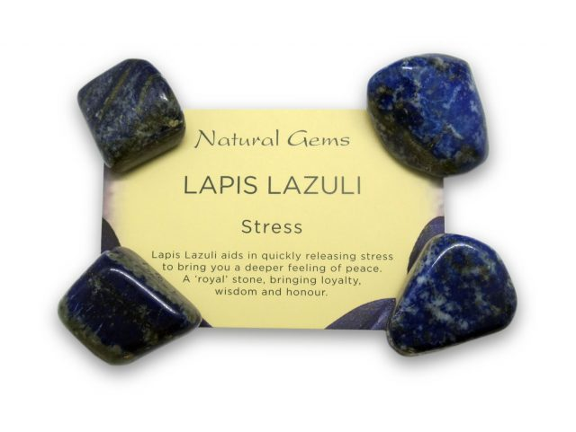 Healing Light Online Psychic Readings and Merchandise Lapis Lazuli Crystal Pack