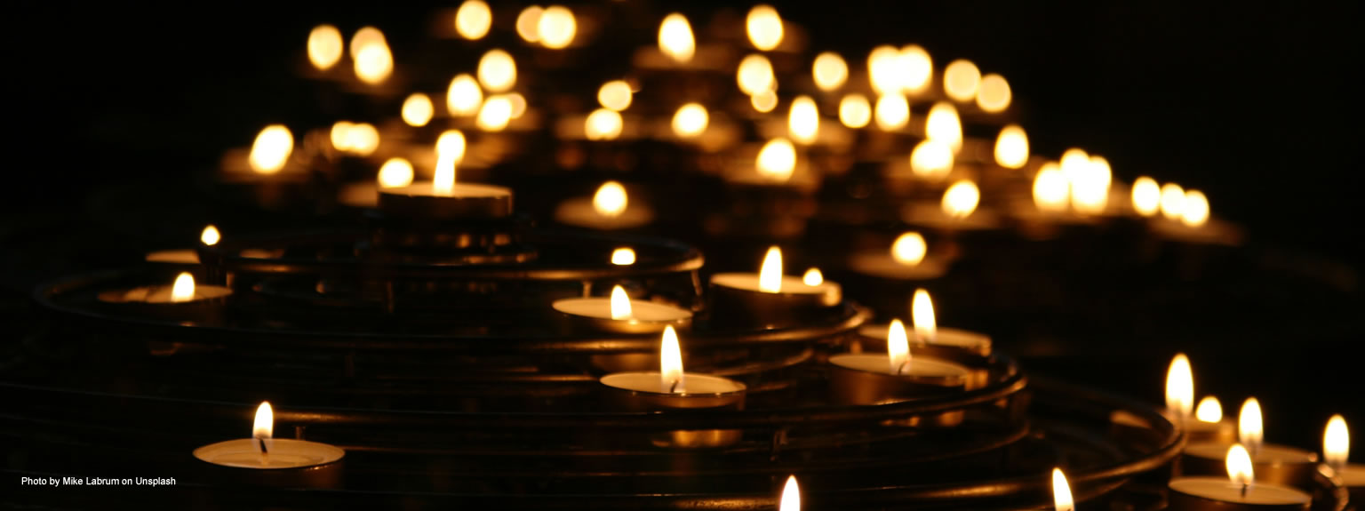 Healing Light Online Psychics Agony Page blog question regarding loss header image