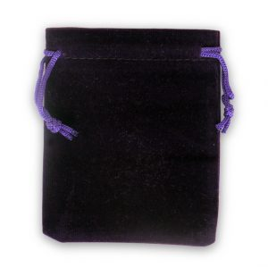 Healing Light Online Psychic Readings and Merchandise Small purple Pouch