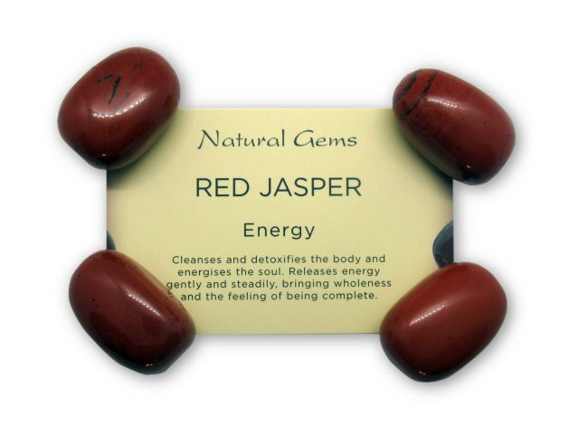 Healing Light Online Psychic Readings and Merchandise Red Jasper Crystal Pack