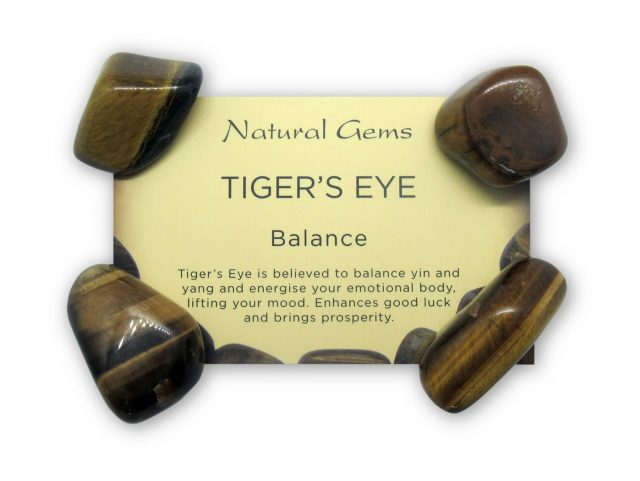 Healing Light Online Psychic Readings and Merchandise Golden Tigers Eye Crystal Pack