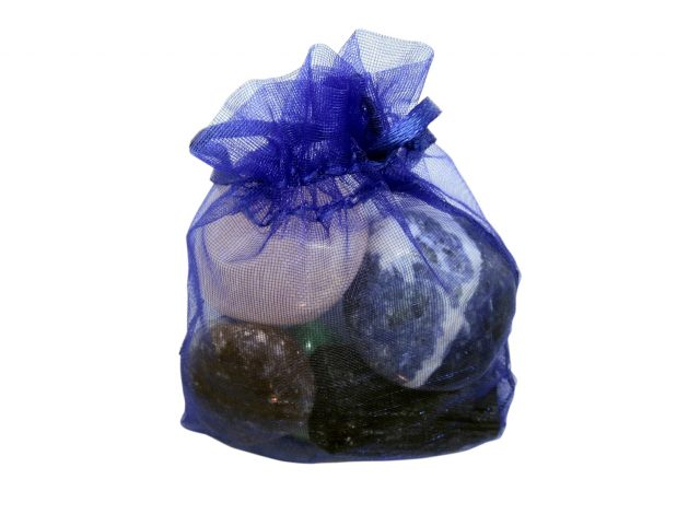 Healing Light Online Psychic Readings and Merchandise Less Stress Crystal Pack
