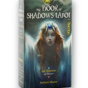 Healing Light Online Psychic Readings and Merchandise The Book Of Shadows Vol 1 by Barbara Moore