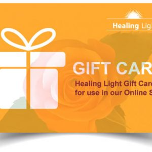 Healing Light Online Psychics and New Age Online Shop Gift Cards for sale