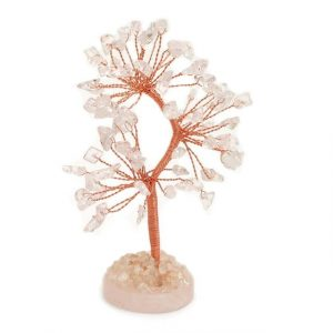 Healing Light Online Psychic Readings and Merchandise Crystal gem Tree Clear Quartz