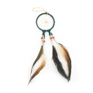 Healing Light Online Psychic Readings and Merchandise Green Dream Catcher