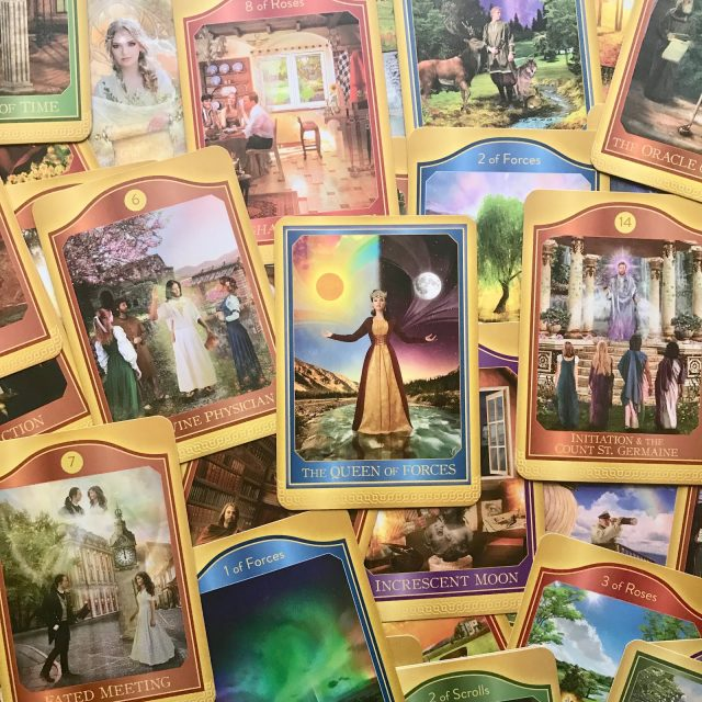 Healing Light Online Psychic Readings and Merchandise Akashic tarot
