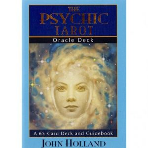 Healing Light Online Psychic Readings and Merchandise The Psychic Tarot by John Holland