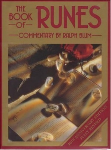 Healing Light Online Psychic Readings and Merchandise The Book Of Runes By Ralf Blum