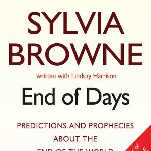 Healing Light Online Psychic Readings and Merchandise End of days Book by Sylvia Browne
