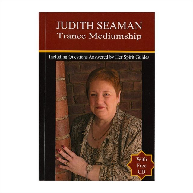 Healing Light Online Psychic Readings and Merchandise Trance Mediumship book by Judith Seaman