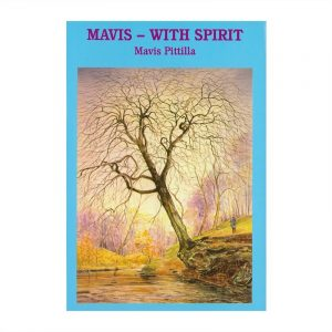 Healing Light Online Psychic Readings and Merchandise Mavis with Spirit Book by Mavis Pittilla