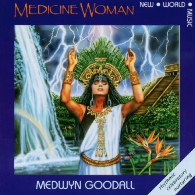 Healing Light Online Psychic Readings and Merchandise Medwyn Goodall Medicine Woman 1 CD