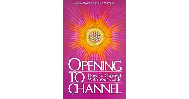 Healing Light Online Psychic Readings and Merchandise opening To channel Book by Sanaya Roman