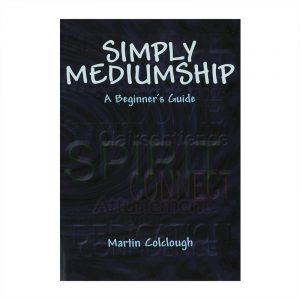 Healing Light Online Psychic Readings and Merchandise Simply Mediumship Book By Martin Colclough