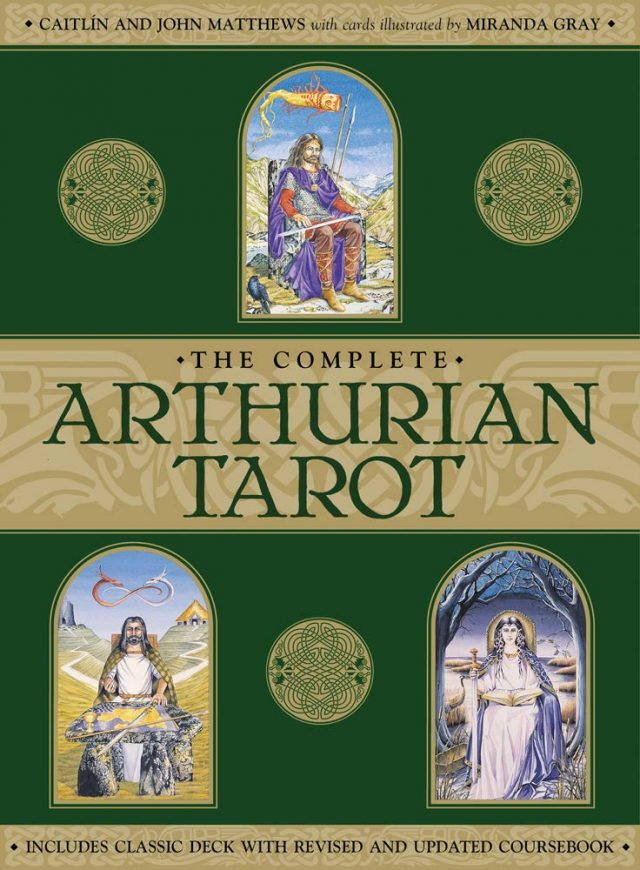 Healing Light Online Psychic Readings and Merchandise The Complete Arthurian tarot