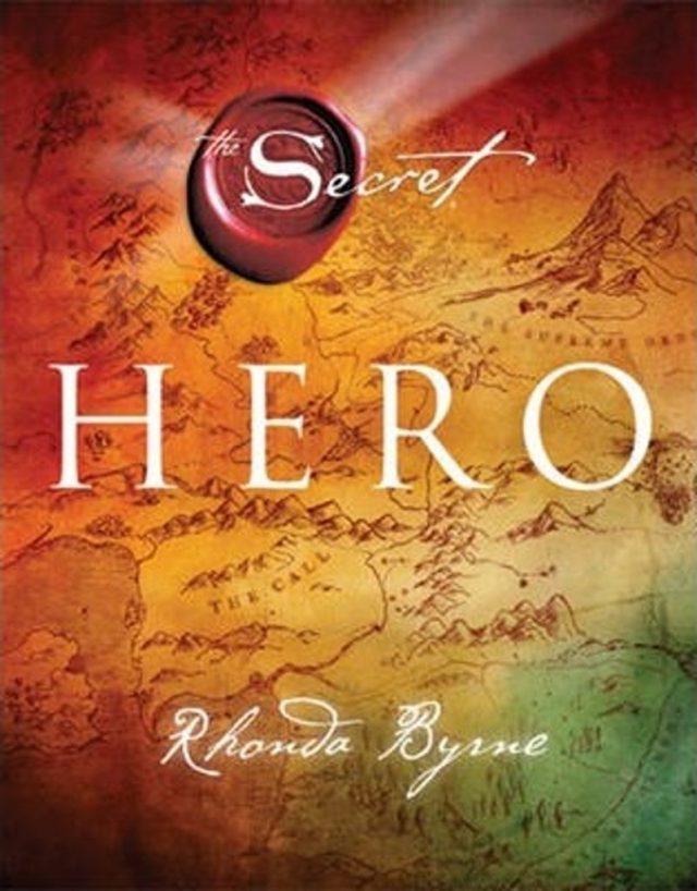 Healing Light Online Psychic Readings and Merchandise The Secret Hero Book by Rhonda Byrne