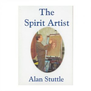 Healing Light Online Psychic Readings and Merchandise The Spirit Artist Book by Alan Stuttle