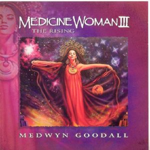 Healing Light Online Psychic Readings and Merchandise Medwyn Goodall Medicine Woman 3 CD