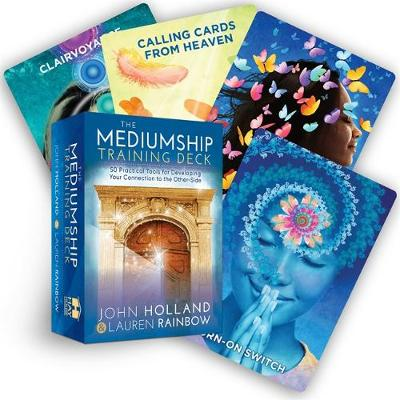 Healing Light Online Psychic Readings and Merchandise The Mediumship traing deck by John Holland