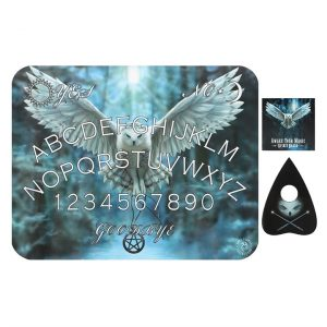 Healing Light Online Psychic Readings and Merchandise awake Your Magic Spirit Board by Anne Stokes