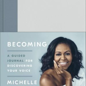 Healing Light Online Psychic Readings and Merchandise Becoming Journal by Michelle Obama