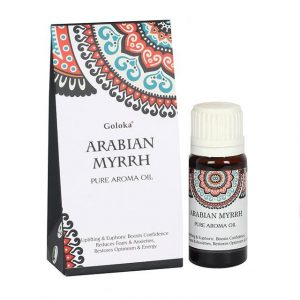 Healing Light Online Psychic Readings and Merchandise Oil Fragrance Arabian Myrrh