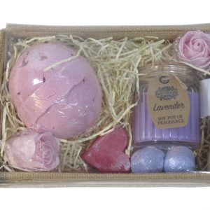 Healing Light Online Psychic Readings and Merchandise Lavender set