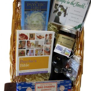 Healing Light Online Psychic Readings and Merchandise Christmas Hamper Divination
